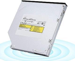 MUMUWU Built-in DVD Burner DVD Recorder Player Optical Drive CD Writer for Laptop Notebook