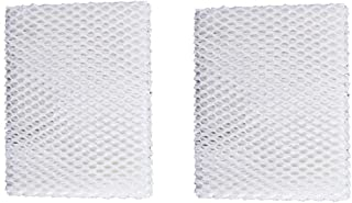 Duraflow Filtration Replacement Humidifier Pads Compatible with Universal Wick Filter Same as DO9-C, D11-C, D13-C, D14-C, DU3-C, H25, and H45-C Cut-to-fit
