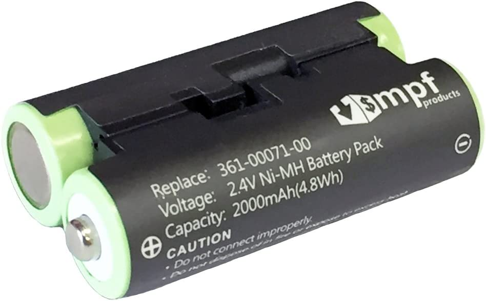 MPF Products 2000mAh Japan Maker New 010-11874-00 Replacem Free Shipping Cheap Bargain Gift 361-00071-00 Battery