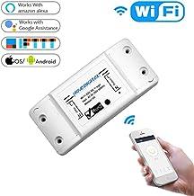 Interruptor Basic Wifi Inteligente Smart Alexa Google Home Automação