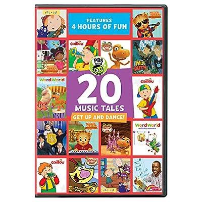 PBS KIDS: 20 Music Tales DVD