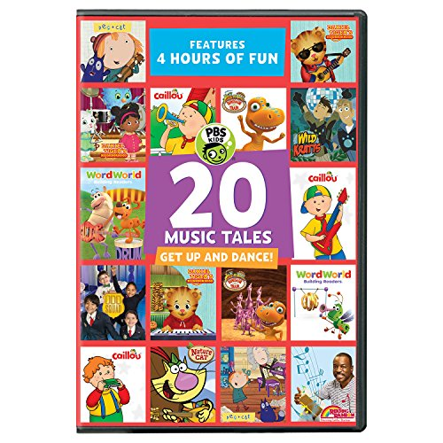 PBS KIDS: 20 Music Tales DVD