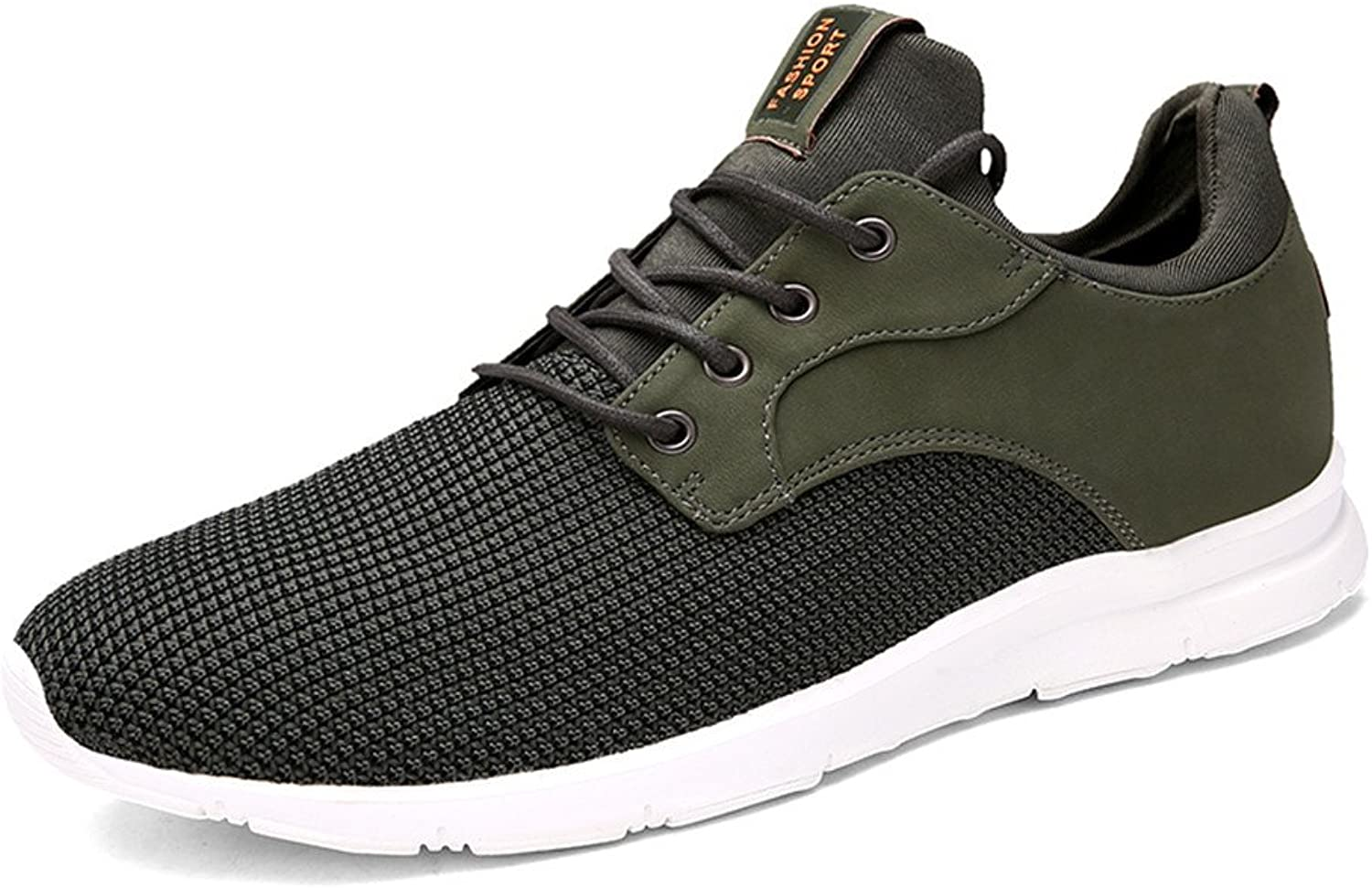 Earsoon Running shoes Men Tennis shoes - 2018 Jogging Walking Athletic Outdoor shoes