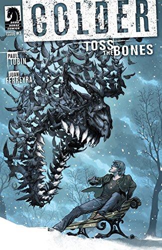 Colder: Toss the Bones #3 (English Edition)