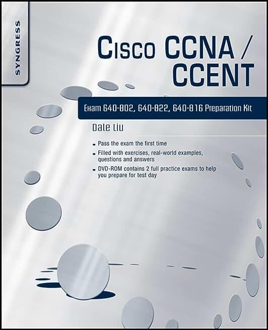 Cisco CCNA/CCENT Exam 640-802, 640-822, 640-816 Preparation Kit (English Edition)