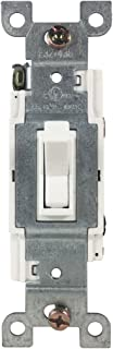 BYBON 15A 3-Way Toggle Switch (1 Count)