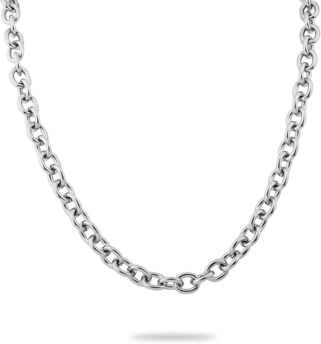 2 Meters Cross Chain Financial sales sale Necklace for Box Men DIY Accessories Memphis Mall Women