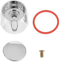 Angoily 5 stks Kraan Handvat Vervanging Kit Metalen Hendel Handvat Kit Universele Hot en Koude Kraan Handvatten Sink Handv...