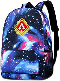 Apex Legends Backpack Student Bookbag Travel Computer Bag