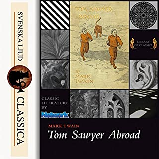 Tom Sawyer Abroad cover art