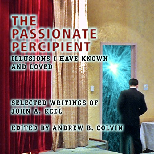 The Passionate Percipient audiobook cover art