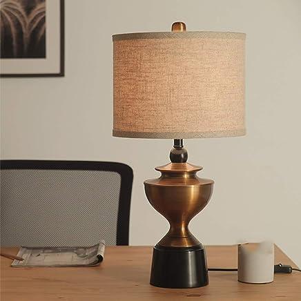 Amazon.es: lamparas bronce - Hierro / Iluminación de ...