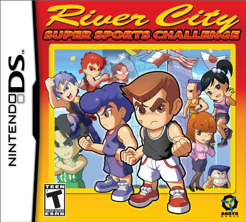 River City Super Sports Challenge - Nintendo DS by Aksys