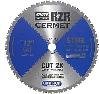 Champion Cutting Tool Corp Circular Saw Blade 12