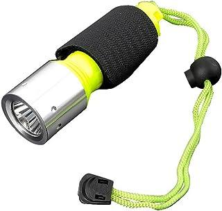 Modoao LED ダイビングライト 60M 防水 水中懐中電灯 LEDライト 高輝度 ダイビング懐中電灯 キャンプ 登山 釣り