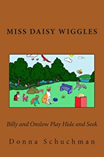 Billy and Onslow Play Hide and Seek: Miss Daisy Wiggles