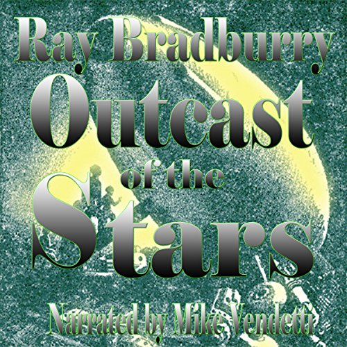 Outcast of the Stars audiobook cover art