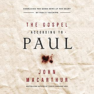 The Gospel According to Paul cover art