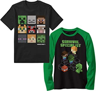 Minecraft Boys 2 Pack