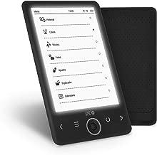 SPC Dickens Light - Libro electrónico con luz en pantalla,