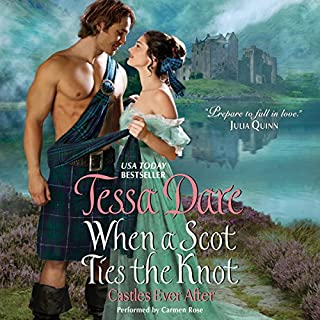 Page de couverture de When a Scot Ties the Knot