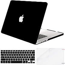 TellusRem Kompatibel Tastenkappen-Sets mit MacBook Pro Retina 13.3 A1425 A1502 MacBook Pro Retina 15.4 A1398 Deutsche