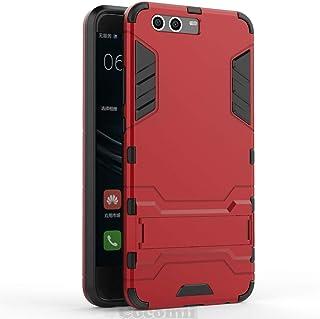 59252e63720 Cocomii Iron Man Armor Huawei P10 Funda [Robusto] Superior Táctico Sujeción  Soporte Antichoque Caja