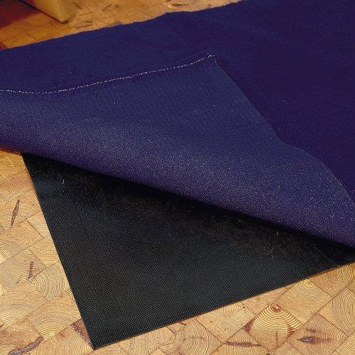 Anti-Rutschmatte Gummi-Unterlegmatte 40 x 75 cm schützt Ihren Boden wie Parkett, Laminat oder FlieSen vor Feuchtigkeit Ideal unter Hundedecken und Hundekissen