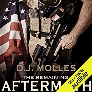 The Remaining: Aftermath audiobook cover art