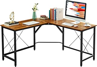 "Mr IRONSTONE L-Shaped Desk 59"" Computer Corner Desk, Home Gaming Desk, Office.."