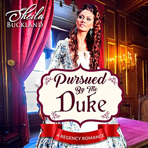 Pursued by the Duke audiobook cover art
