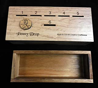 Penny Drop game - economy model