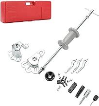 OrionMotorTech 9-Way Slide Hammer Puller Set, Front Wheel Hub Bearing Remover & Rear Wheel Axle Shaft Puller Tool Kit