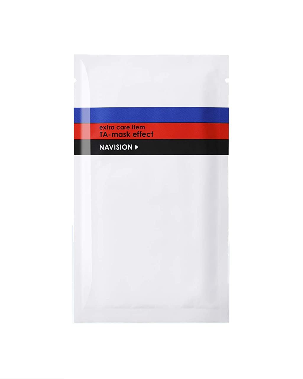 ゲスト啓示送るナビジョン NAVISION TAマスクエフェクト ~ニキビのもとになりにくい処方 薬用美白マスク