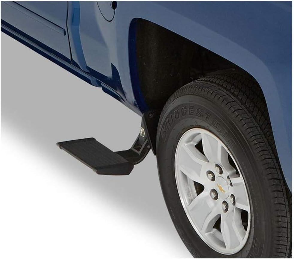 Bestop 7531015 Trekstep Heckhalterung 2009 2010 Dodge Ram 1500 2011 2018 Ram 1500 Nur Dual Auspuff Passend Für Hinten Beide Seiten Auto