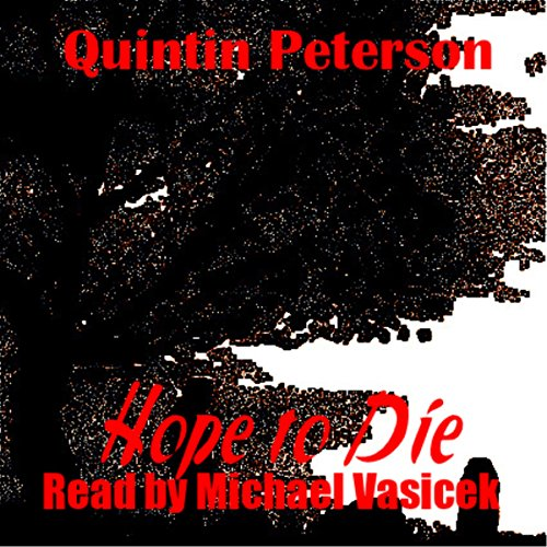 Hope to Die audiobook cover art