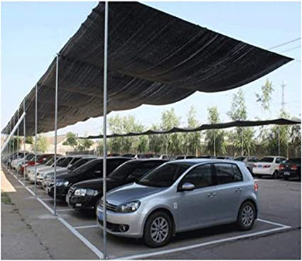 85% Bloqueador Solar Tela de Red Sombra Negra Protector Solar ...