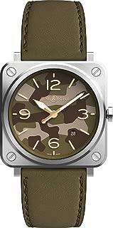 Instruments Green Camo Men's Watch BRS-CK-ST/SCA