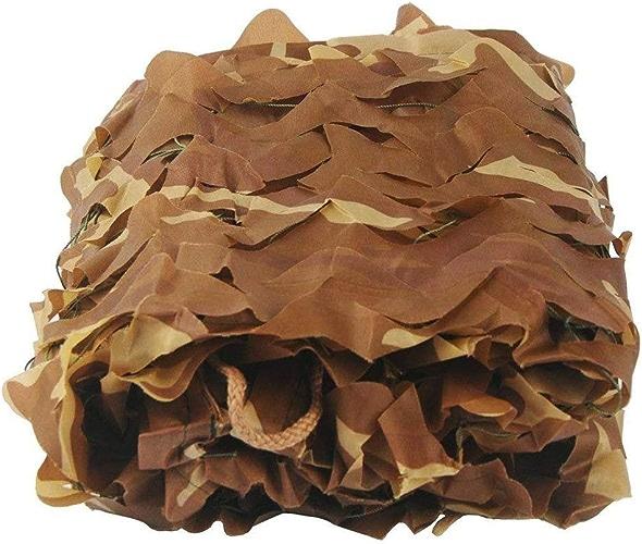 Voiles D'ombrage, Filets De Camouflage, Volets En Filet De Camouflage Pour La Chasse, Le Tir, L'ombrage, Le Camping, La Décoration Intérieure Et Les Sports En Plein Air, Camouflage Dans Le Désert 2x3m
