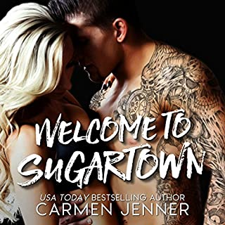 Welcome to Sugartown cover art