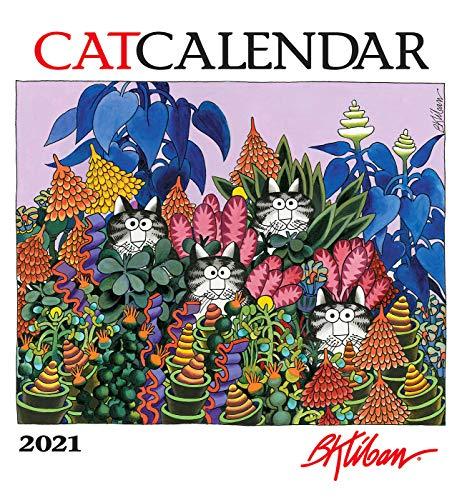 B. Kliban: CatCalendar 2021 Wall Calendar
