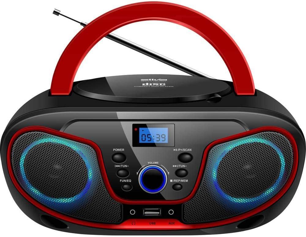 Silva Schneider Mpc 19 4 Ukw Radio Mit Cd Player Aux Elektronik