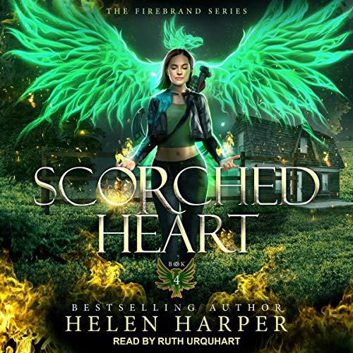 Couverture de Scorched Heart