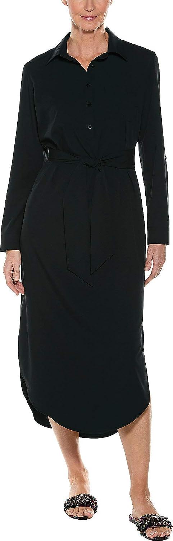 Coolibar UPF 50+ Women's Prado Shirt Dress - Sun Protective