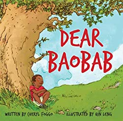 Cover of 'Dear Baobab' by Foggo & Leng