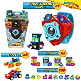 SuperThings Secret Spies Serie – Power Band y Pack Sorpresa 16 Sets | Contiene...