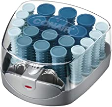 Conair Compact Multi-Size Hot Rollers; Blue