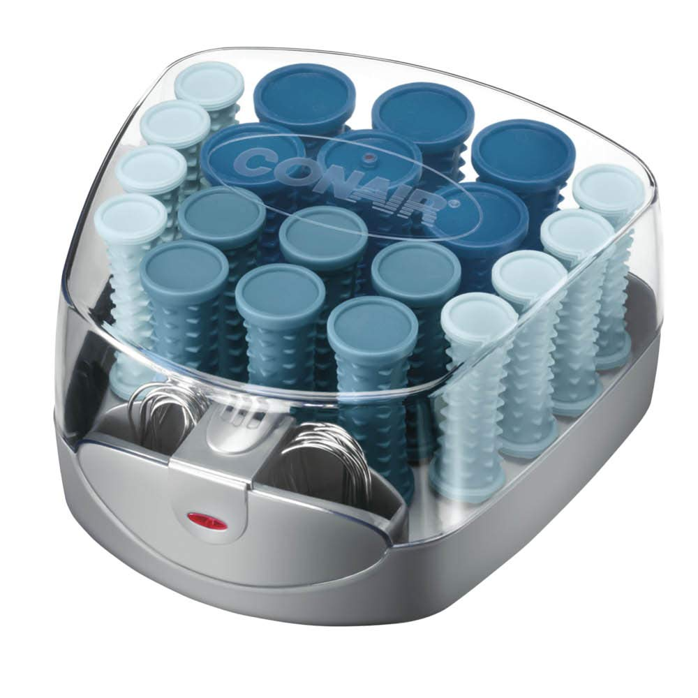 Conair Compact Multi Size Rollers Blue