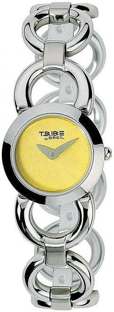 Breil orologio da donna cinturino in acciaio inox 7612901607023