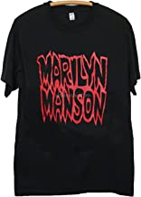 Marilyn Manson Kill God Kill 1994 T Shirt Reprint Loose Cotton T Shirts